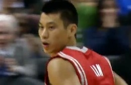 Jeremy Lin Nails Nine Threes In Philly