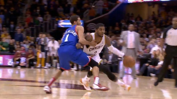 Kyrie Irving Out Duels MCW For The Game In OT