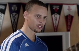 Stephen Curry NBA on ESPN Commercials