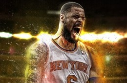 Tyson Chandler Radiant Energy Art