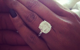 Dwyane Wade and Gabrielle Union Got Engaged