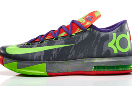 Nike KD VI 'Energy' Colorway