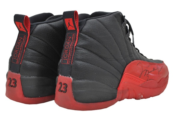 "Michael Jordan ""Flu Game"" Shoes Sell For $104,765"