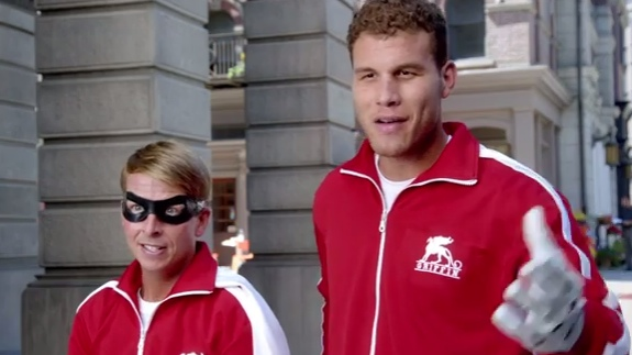 Blake Griffin x Kia 'Fire Extinguisher' Commercial
