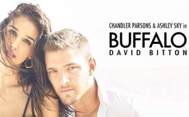 Chandler Parsons Modelling With Ashley Sky For Buffalo