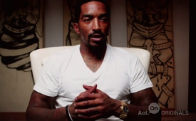 JR Smith Talks Tattoos In 'My Ink' Episode