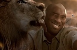 Kobe Bryant vs. Messi 'The Selfie Shootout' Commercial