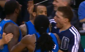 Monta Ellis Beats the Blazers at the Buzzer