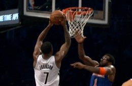 Amar'e Stoudemire Rejects Joe Johnson