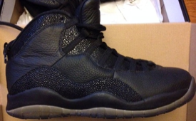 Drake's Air Jordan 10 'OVO' Kicks Hit eBay