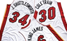 Miami Heat Nickname Jerseys Sneak Peek