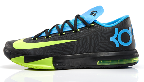 Nike KD VI 'Away II' Colorway