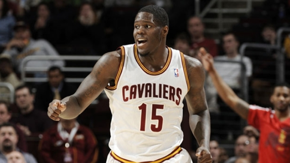 Anthony Bennett Scores a Career-High 15 Points