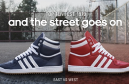 adidas Originals Top Ten East vs West