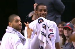 Watch the Trail Blazers Nail a Record 21 Threes