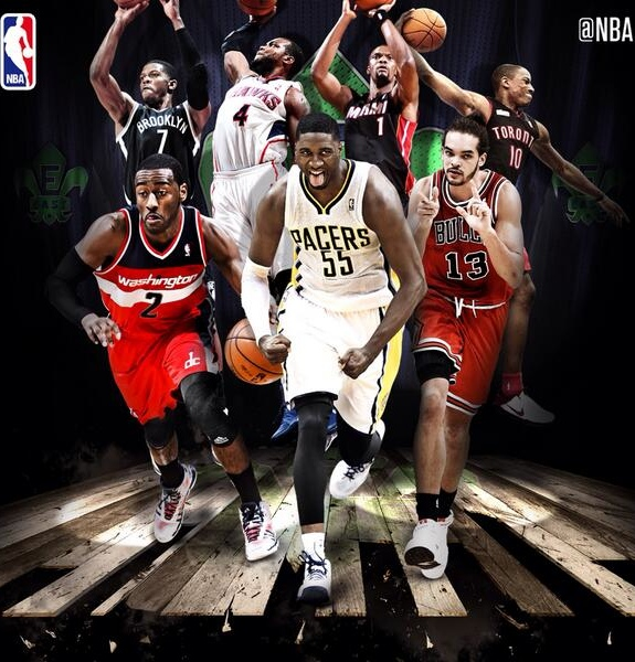2014 Eastern Conference All-Star Reserves Named