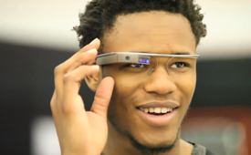 Google Glass x Sacramento Kings