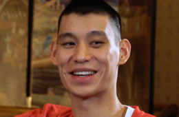 Jeremy Lin Celebrates Chinese New Year