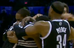 Joe Johnson Cool In the Clutch to Beat OKC