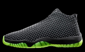 Jordan Future Officially Unveiled