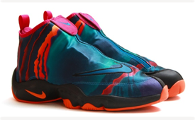 Nike Air Zoom Flight 'The Glove' Green Abyss/Black