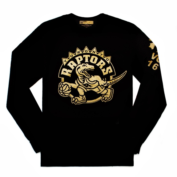 October's Very Own x Toronto Raptors x Drake Night Tee