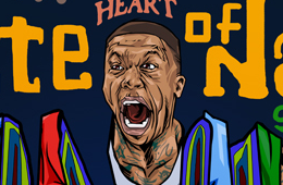 Nate Robinson 'State of Nate' Illustration