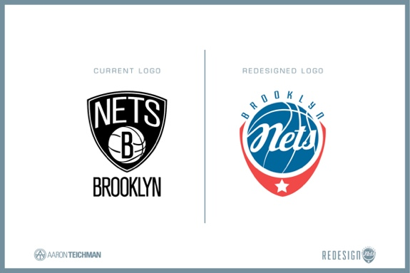 Brooklyn Nets Redesign Concept