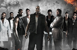 The 'RelativityAvengerables‬' Trailer Featuring NBA Stars Is Amazing