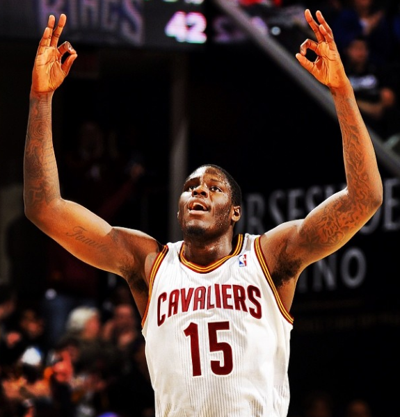 Anthony Bennett Notches First Double-Double