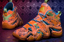 adidas Crazy 8 'Rookie Game' Edition