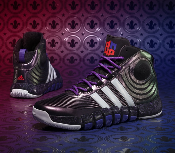 adidas Basketball Debuts 2014 NBA All-Star Collection