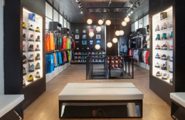 adidas Opens Pop Up NBA All-Star Store In The Quarter