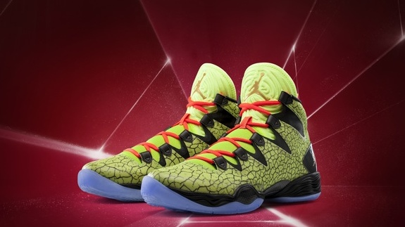 Jordan XX8 'Crescent City' Edition