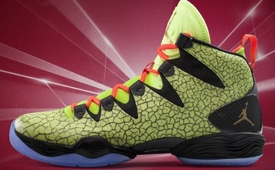 Air Jordan XX8 'Crescent City' Edition