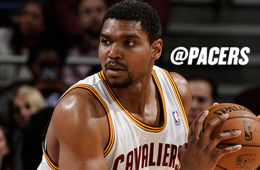 Indiana Pacers Sign Andrew Bynum