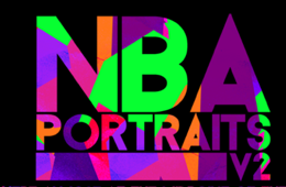 NBA Portraits V2