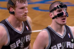 De Colo and Bonner Have a Bullseye on Their Noses