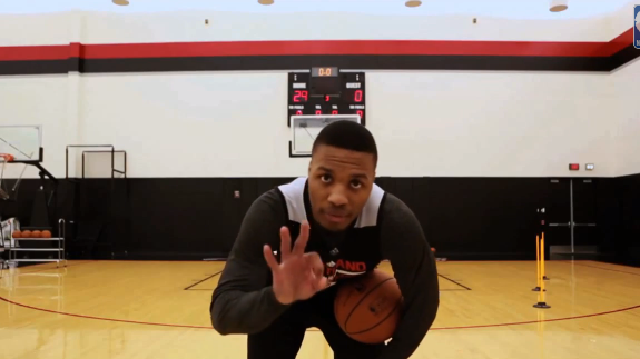 Damian Lillard Talks All-Star Weekend Saturday