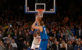 Dirk Nowitzki Beats the Knicks at the Buzzer