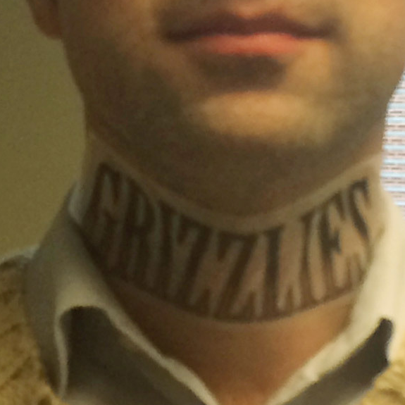 Grizzlies to Have Neck Tattoo Fan Giveaway to Honor James Johnson