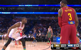 The Dion Waiters Versus Tim Hardaway Jr. Duel