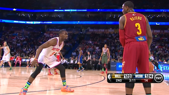 The Dion Waiters Versus Tim Hardaway Duel
