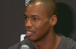 Jason Collins Becomes First Openly Gay Player In the NBA