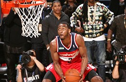 John Wall Wins 2014 Sprite Slam Dunker of the Night