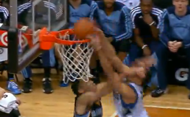 Kevin Martin Puts Tayshaun Prince On a Poster