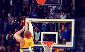 Randy Foye Sinks the Clippers at the Buzzer
