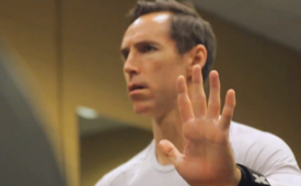 Steve Nash 'The Finish Line' Episode One