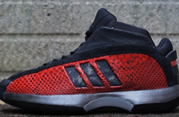 adidas Crazy 1 'Damian Lillard' Customs