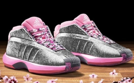 adidas Crazy 1 'Florist City' Collection, John Wall